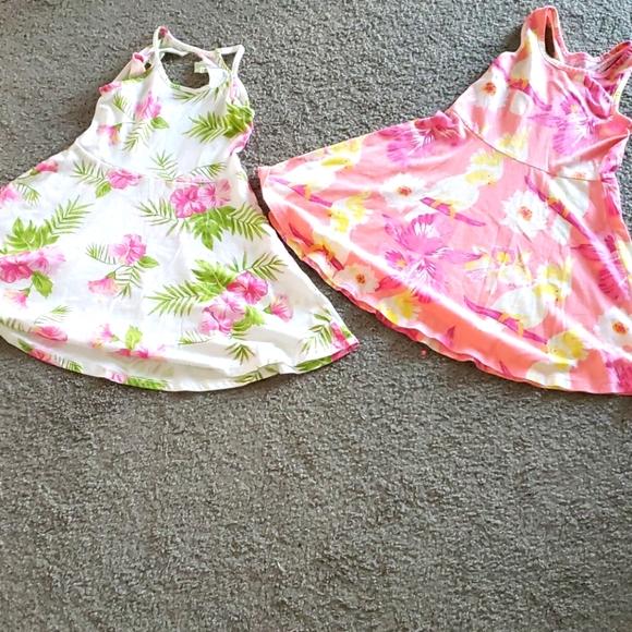 Tropical princess dress bundle